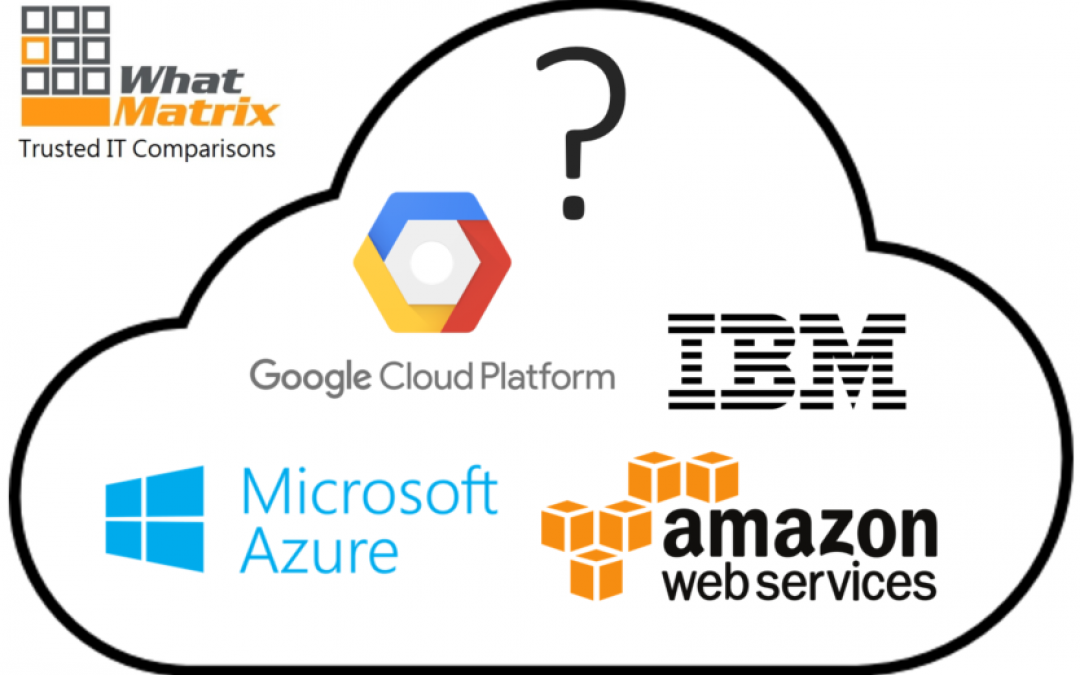 What Public Cloud? New Independent Comparison launched!