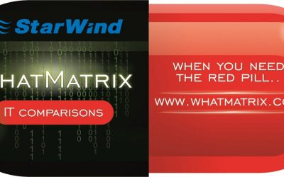 StarWind HyperConverged Appliance enters the WhatMatrix